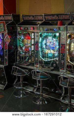 Tokyo Arcades