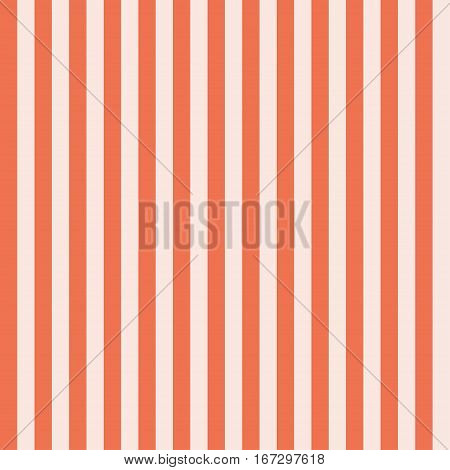 Striped seamless pattern. Stamp for fabric. Red bed linen gift wrapping paper sleepwear pillow shirt apparel and other textile products. Vector illustration