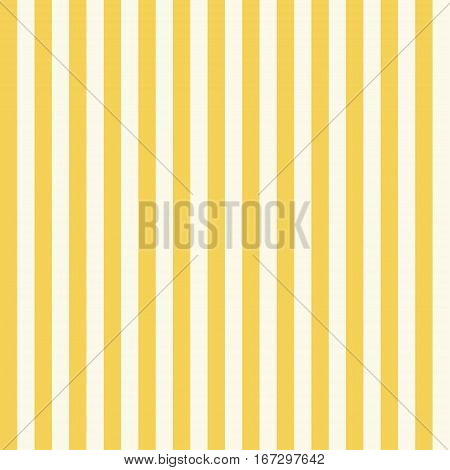 Striped seamless pattern. Stamp for fabric. Yellow bed linen gift wrapping paper sleepwear pillow shirt apparel and other textile products. Vector illustration