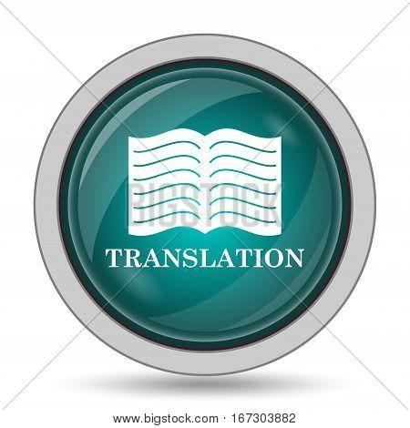 Translation Book Icon