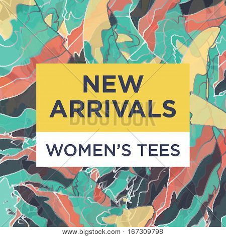New Arrivals Web Baners.
