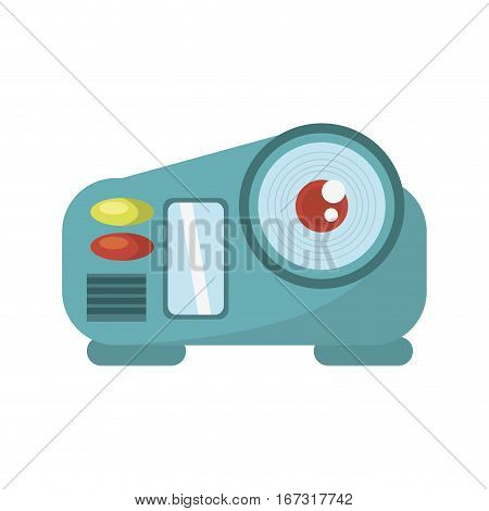 camcorder film movie device icon vector illustration eps 10
