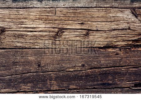 Old Wood Texture. Wooden Textured background closeup
