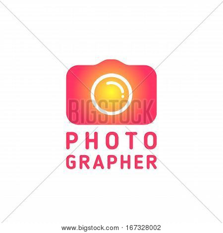 Positive logo for the photographer or studio.