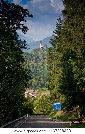Molina Di Fiemme, Trentino Alto Adige, Italy