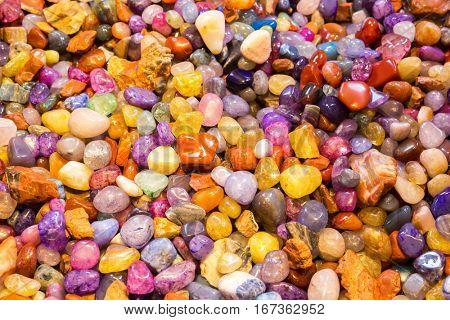 Jewelry stones are the favorite tourist souvenirs.