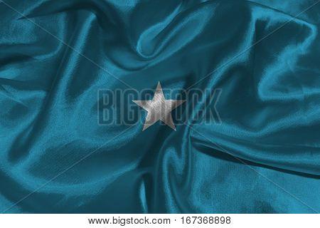 Somalia flag ,3D Somalia national flag 3D illustration symbol