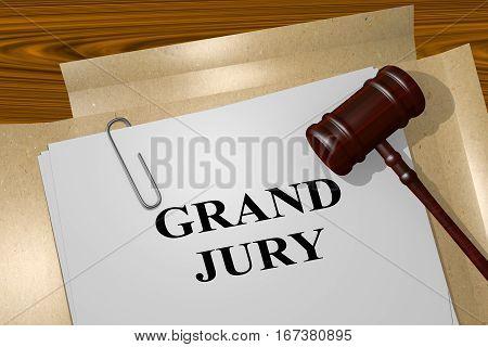 Grand Jury Concept