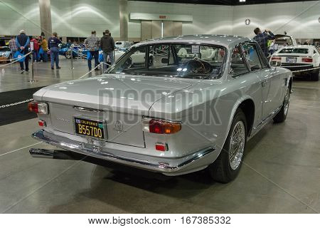 Maserati Sebring On Display