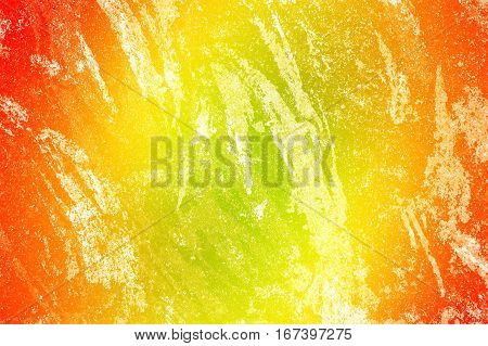 art yellow and orange color noise abstract pattern illustration background
