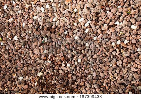 Background Full Of Little Pebble Like Stones