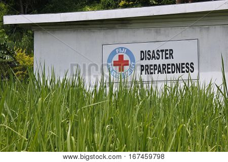 Fiji Red Cross Disaster Preparedness