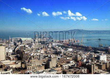 Montevideo, Capital Of Uruguay