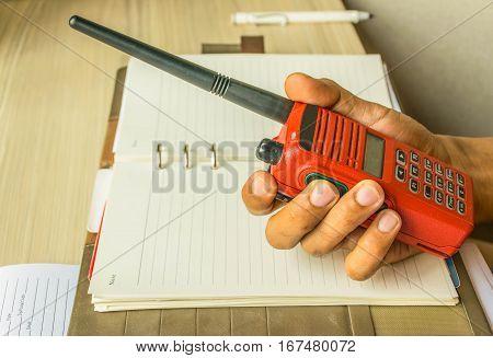 i use radio communication in my work