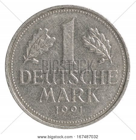 Deutsche Mark Coins