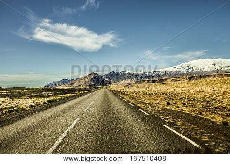 Icelandic Road trip on the Ring Road