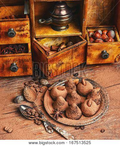 Truffles Of Cacao