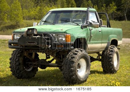 Tricked Out 4X4