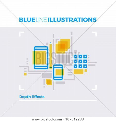 Depth_effects_blue_line_vector_illustration_concept