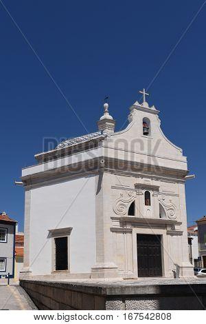 The Church of Aveiro Beiras region; Portugal;