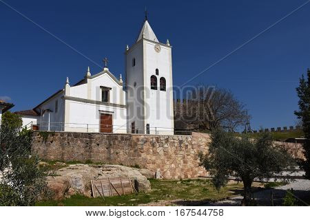 San Miguel church (15th century)Penela Beiras region Portugal