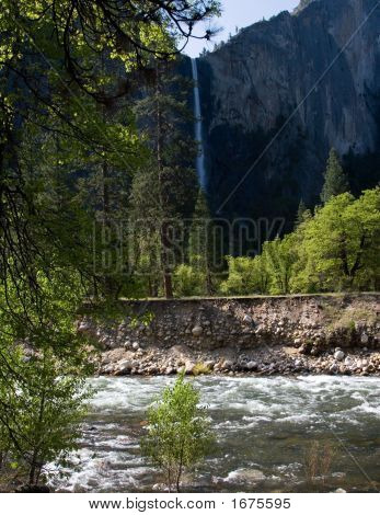 Bridal Veil Fall at Yosemite National