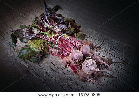 Red Turnips