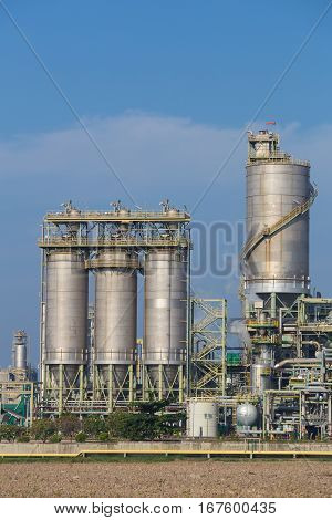 chemical industry plant at Rayong , Thailand