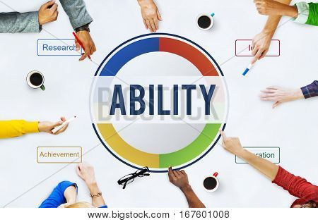 Development Knowledge Study Education Concept