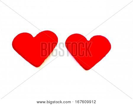Heart for Valentine's Day or Wedding's Day