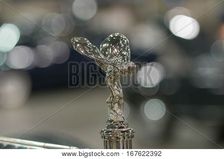 Rolls Royce Hood Ornament