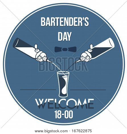 Invitation International Bartender's Day