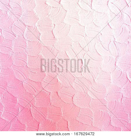 white pink gradient concrete wall texture background
