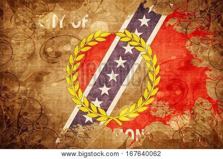 Vintage Montgomery flag