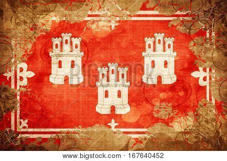 Vintage Aberdeen flag