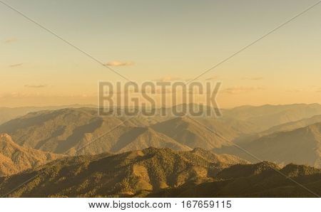 mountains landscape look beautiful and breezy every time