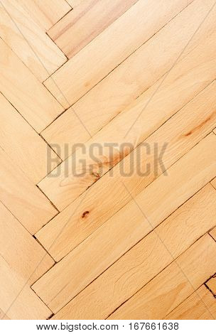 Light Color Parquet Background Texture, Vertical, Close-up Shot