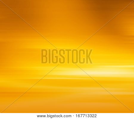 Orange abstract gold background yellow color, Colorful pattern, light corner spotlight, faint orange vintage background.