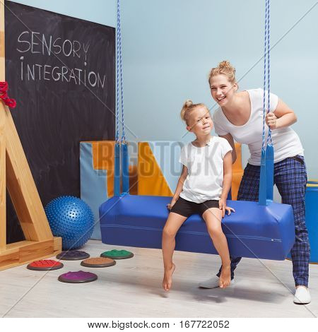 Sensory Integration Class For Kid