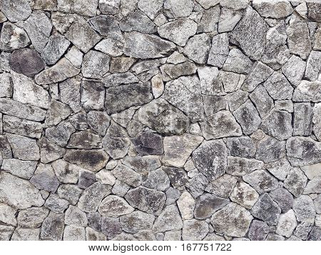uneven shale slate stone wall background textured