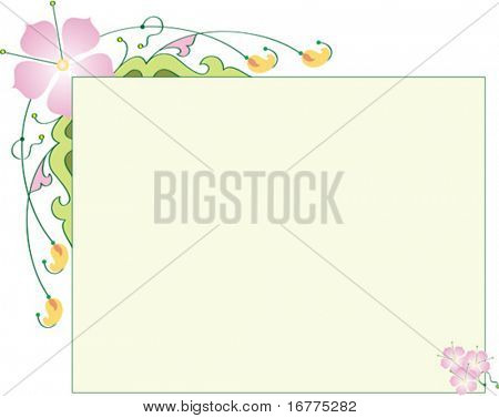 Design Elements Collection Series 020  (border & background for Photo frame, certificate, Diploma etc.)