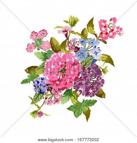 Bright Floral Bouquet