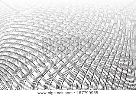 Abstract background with lines texture. Vector art.