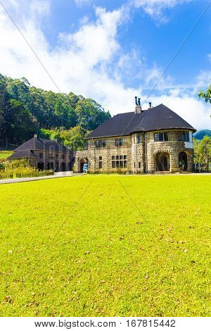 Haputale Saint Benedict Monastery Bungalow Hill V