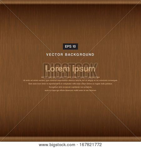 wood floor background and texture surface vector