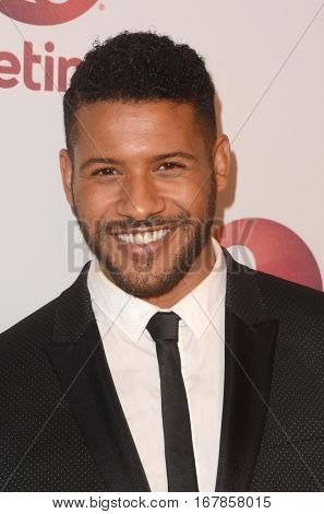 LOS ANGELES - JAN 23:  Jeffrey Bowyer-Chapman at the
