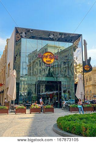 Hard Rock Cafe In Baku