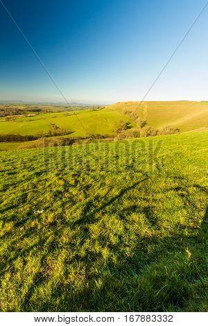 England Dorset Country View