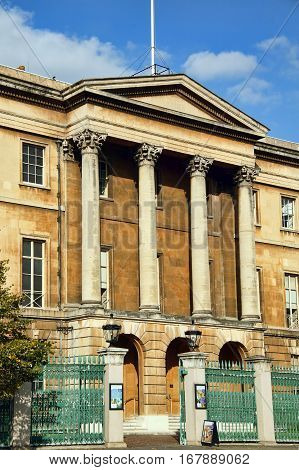 London, UK, October, 19 2007 : Apsley House also known as Number One was the  residence of The Duke of Wellington and is a popular visitors attraction