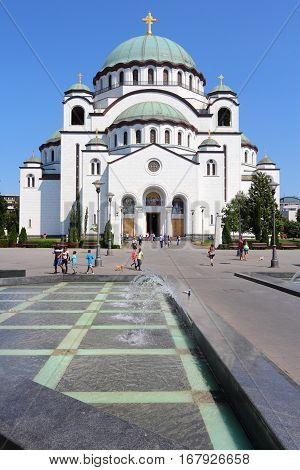 Belgrade Cathedral